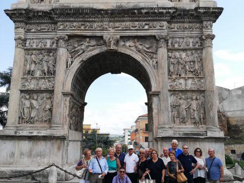 Gita sociale a Benevento